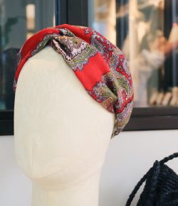Vintage Scarf Hair-Band