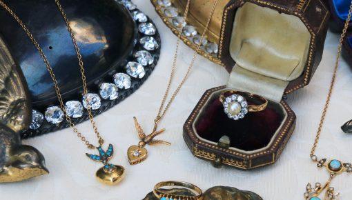 Victorian Jewelry Fair