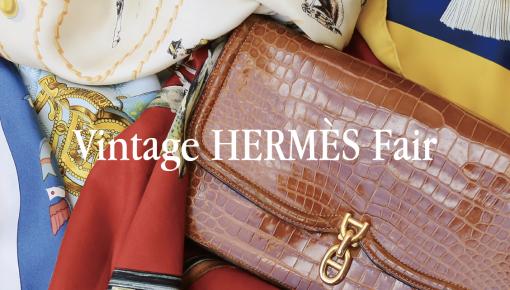 Vintage HERMÈS Fair