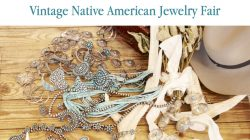 Native American Jewelry Fair in Kobe