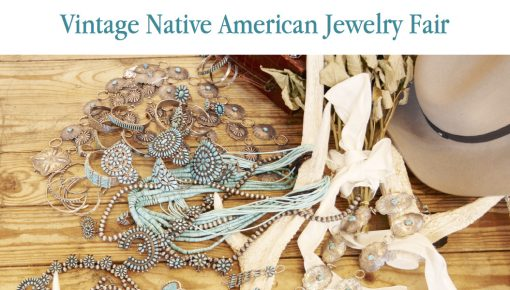Vintage Native American Jewelry Fair