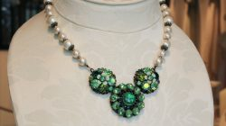 Necklace for Green Lover