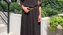 JOHN SMEDLEY KNIT DRESS