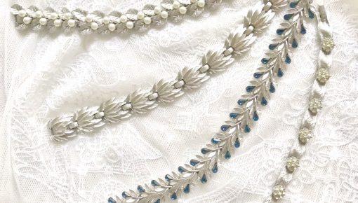 Trifari Silver Bracelet