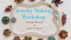 Necklace Making Workshop